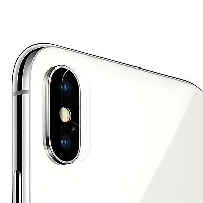 Tempered Glass Screen Protector - Back Camera of iPhone XS Max XR  X 8 7 6 Plus