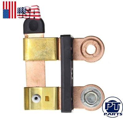 Battery Disconnect Knife Blade Switch Side Post HEAVY DUTY SHUT OFF Car 12/24V