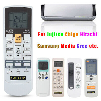 Universal Air Conditioner Remote Control Replacement For Midea YORK GREE SAMSUNG