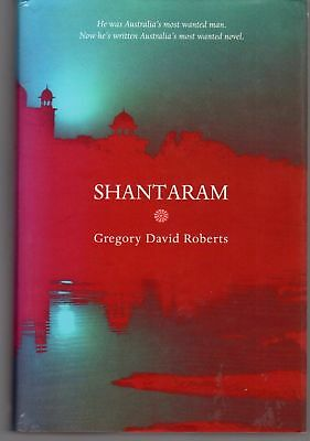 Shantaram by Gregory David Roberts 2003 Hardcover with Dustjacket