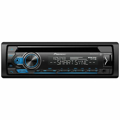 Pioneer DEH-S4100BT Car Audio Stereo CD Player Receiver with Bluetooth Aux USB
