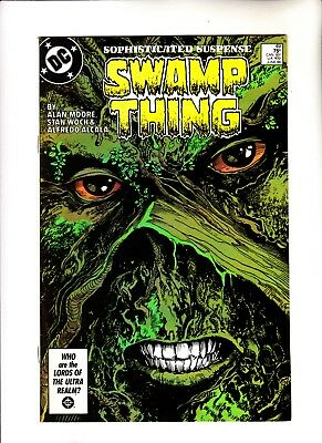 Swamp Thing 49 and 50 1st app of Justice League Dark