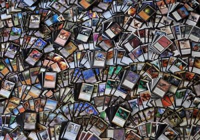 Lots De 1000 cartes Communes Magic The Gathering MTG + 5 rares en cadeau