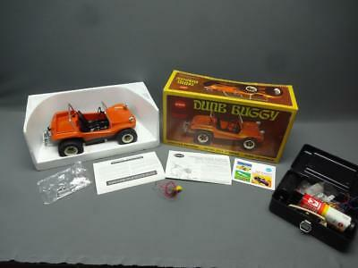 Vintage Cox Dune Buggy 3700-80 Orange In Original Box Gas Powered Never Run