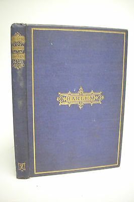 Signed First Edition 1867 THE VOYAGE TO HARLEM*Manhattan*Long Island*Poetry