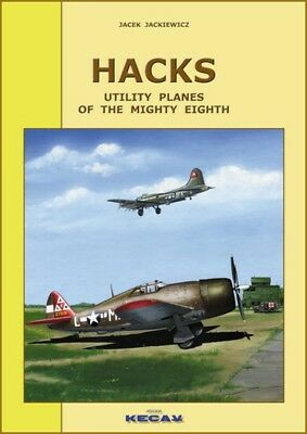 KECAY book Hacks - utility planes of the Mighty Eighth