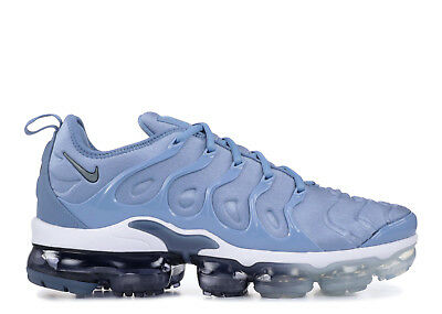 0675b922f9f NIKE AIR VAPORMAX Plus 924453-402 Work Blue Cool Grey -  169.99 ...