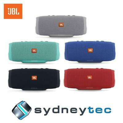 New JBL Charge 3 Portable Wireless Bluetooth Speakers // Various Colours