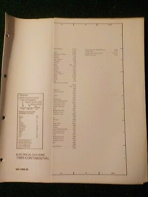 1985 lincoln continental wiring diagram detailed wiring diagram 1985 lincoln continental wiring diagram fe wiring diagrams lincoln model l automobile 1918 1985 lincoln continental wiring diagram