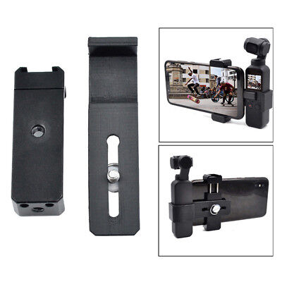 For DJI Osmo Pocket Camera Gimbal Accessories Bracket Mount Phone Holder Useful