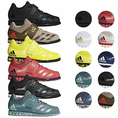 Mens Adidas Powerlift 3.1 Workout Weightlifting Shoes Gym Training