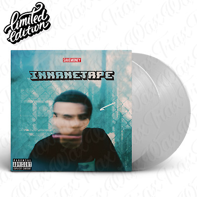 Vic Mensa - Innanetape [2LP] Vinyl Limited Edition Clear/Colored Chance Rapper