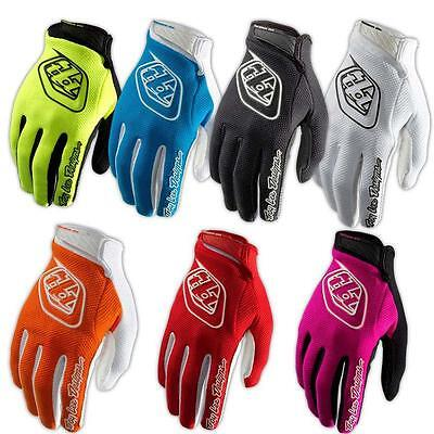 Durable MTB Cycling Bicycle Bike Motorcycle Sport Full Finger Gloves ^@^