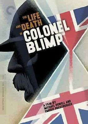 The Life and Death of Colonel Blimp (Criterion Collection), New DVDs