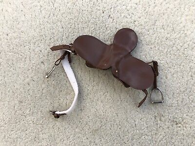 Breyer Horse Traditional Leather English Saddle Accessory Tack Paul Revere #1226