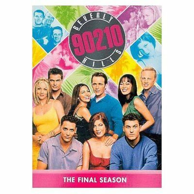 Beverly Hills 90210: The 10th e Final Stagione, DVD Nuovi
