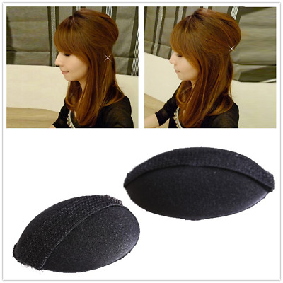 Hair Volume Boost Invisible Sponge Base Fluffy Bump Up Puff Pad Tuck Comb New