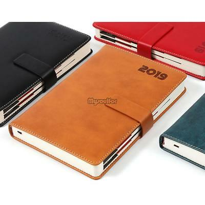 2019 Portable Business Daily Planner Efficiency Notebook MSF 01