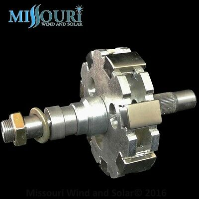 Basic Permanent Magnet Alternator Rotor for Wind Turbine Generators