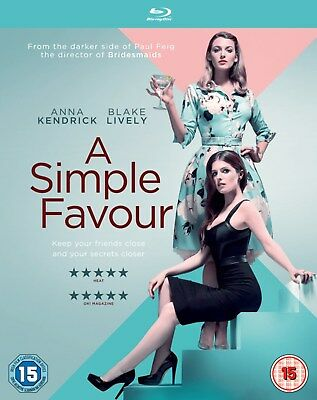 A Simple Favour [Blu-ray]