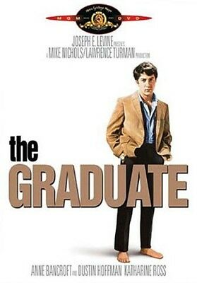 The Graduate New DVD