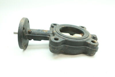 Milwaukee Flanged Butterfly Valve 3in