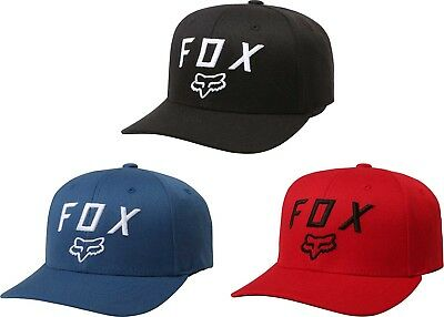 ae7a052c372 Fox Racing Legacy Moth 110 Snapback Curve Bill Men s Hat - Mens Lid Cap