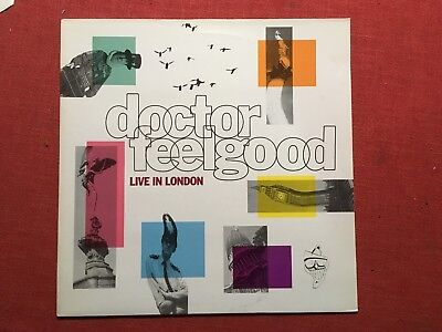 Lp Dr. Feelgood: Live In London