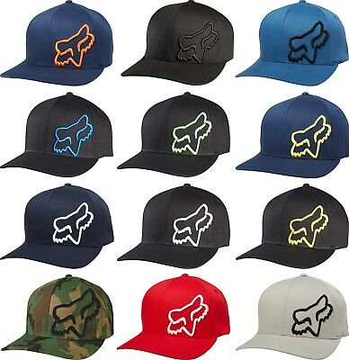 newest collection 4df0c 77629 Fox Racing Flex 45 Flexfit Curve Bill Men s Hat - Mens Lid Cap