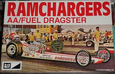 Mpc Ramchargers Aa/fuel Dragster 1:25