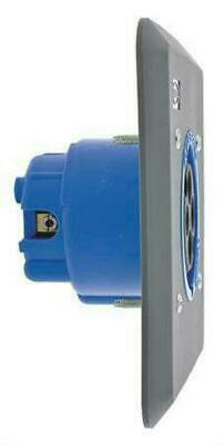 Hubbell L430R9 IEC Pin and Sleeve Receptacle 30A 250V Wiring Device-Kellems
