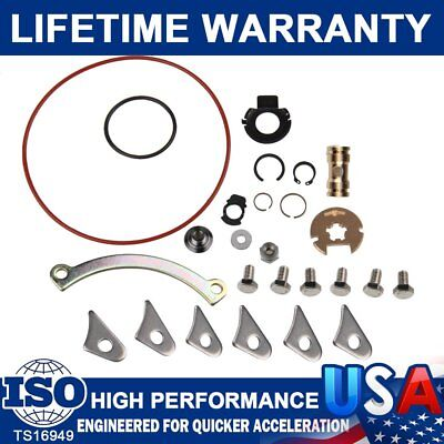 TURBOCHARGER TURBO CHARGER Rebuild Repair Kit K03 K04 K06