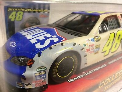 RARE Jimmy/Jimmie Johnson #48 Lowe's TOOL WORLD 1:24 NASCAR 2004