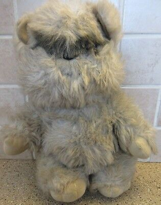 "1983 Star Wars Kenner "" Princess Kneesaa The Ewok "" Plush Return of the Jedi"