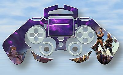 PS4 CONTROLLER SKIN-INSPIRED by Fortnite 5 - $5 00 | PicClick