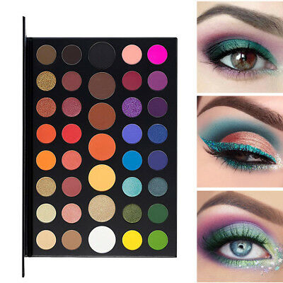 Pro Women Pearlized Color Eyeshadow Powder 39 Colors Eye Shadow Matte Palette US