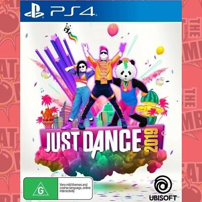 Just Dance 2019  - PlayStation 4 game - BRAND NEW