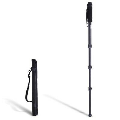 Extendable Portable MONOPOD Tripod Unipod Holder Digital Camera DSLR Video @TOP
