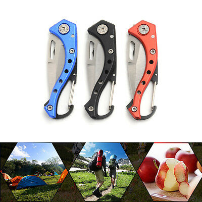 Hot Folding Tactical Outdoor Pocket Hunting Camping Fishing Climbing Knife GY