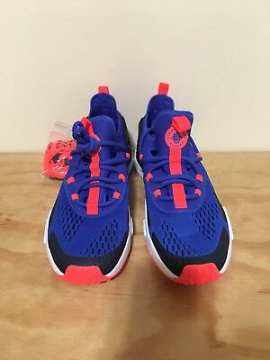 4e5b14dc6b4c NIKE AIR HUARACHE Drift Breathe AO1133-400 Racer Blue Black Total ...