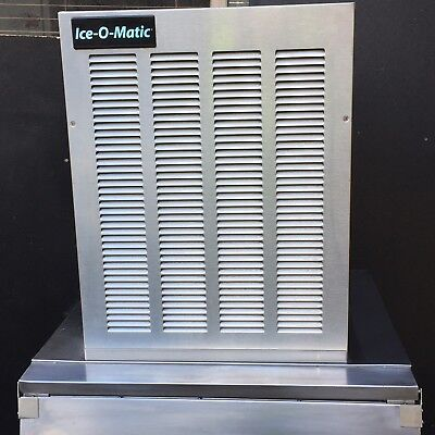 Ice O Matic MF10805 commercial Flake ice machine
