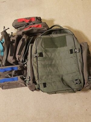 North American Rescue NAR CCRK Casualty Response Kit Medic Trauma Pack Bag