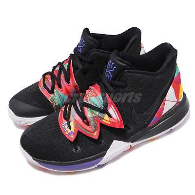 fb8ebf388197 Nike Kyrie 5 GS CNY Chinese New Year Irving Youth Basketball Shoes AQ2456 -010