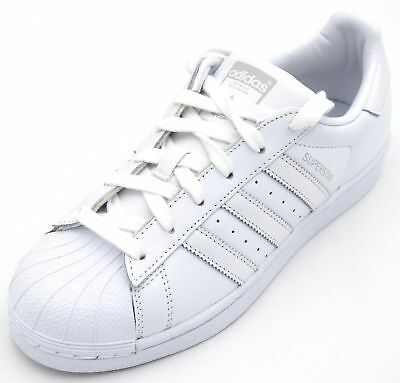 cheap for discount 12b7d a8a76 Adidas Donna Scarpa Sneaker Casual Tempo Libero In Pelle Art. Aq1214 Superstar  W