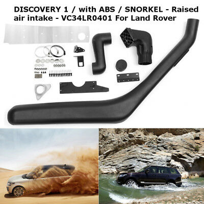 Snorkel Air Intake For Land Rover Discovery 1 300 Series 1994 ONWARDS Raised