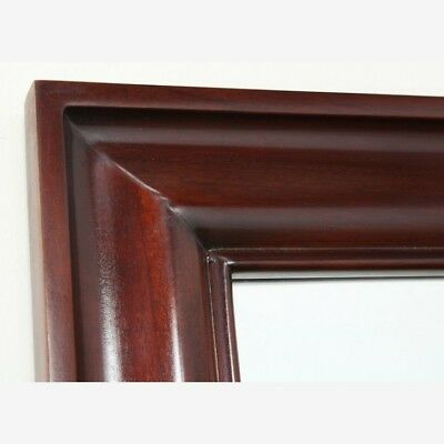 Brand new Mahogany full sized mirror in original packaging happy to accept offer