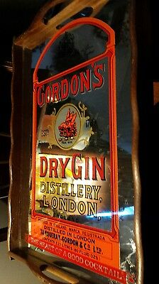 Gordon's Gin Advertising Tray