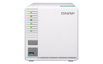 QNAP TS-328 TS-328 storage server Ethernet LAN Desktop White NAS ARM CortexA53