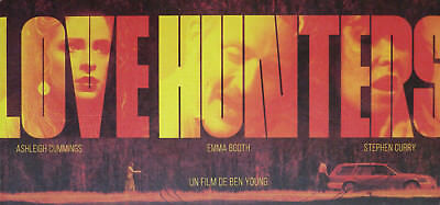 Dossier de Presse  LOVE HUNTERS / French Press Book HOUNDS OF LOVE Ben Young