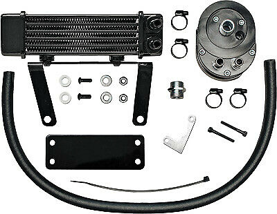 Jagg Oil Coolers Horizontal 6 Row Oil Cooler Low Mount 750-1290